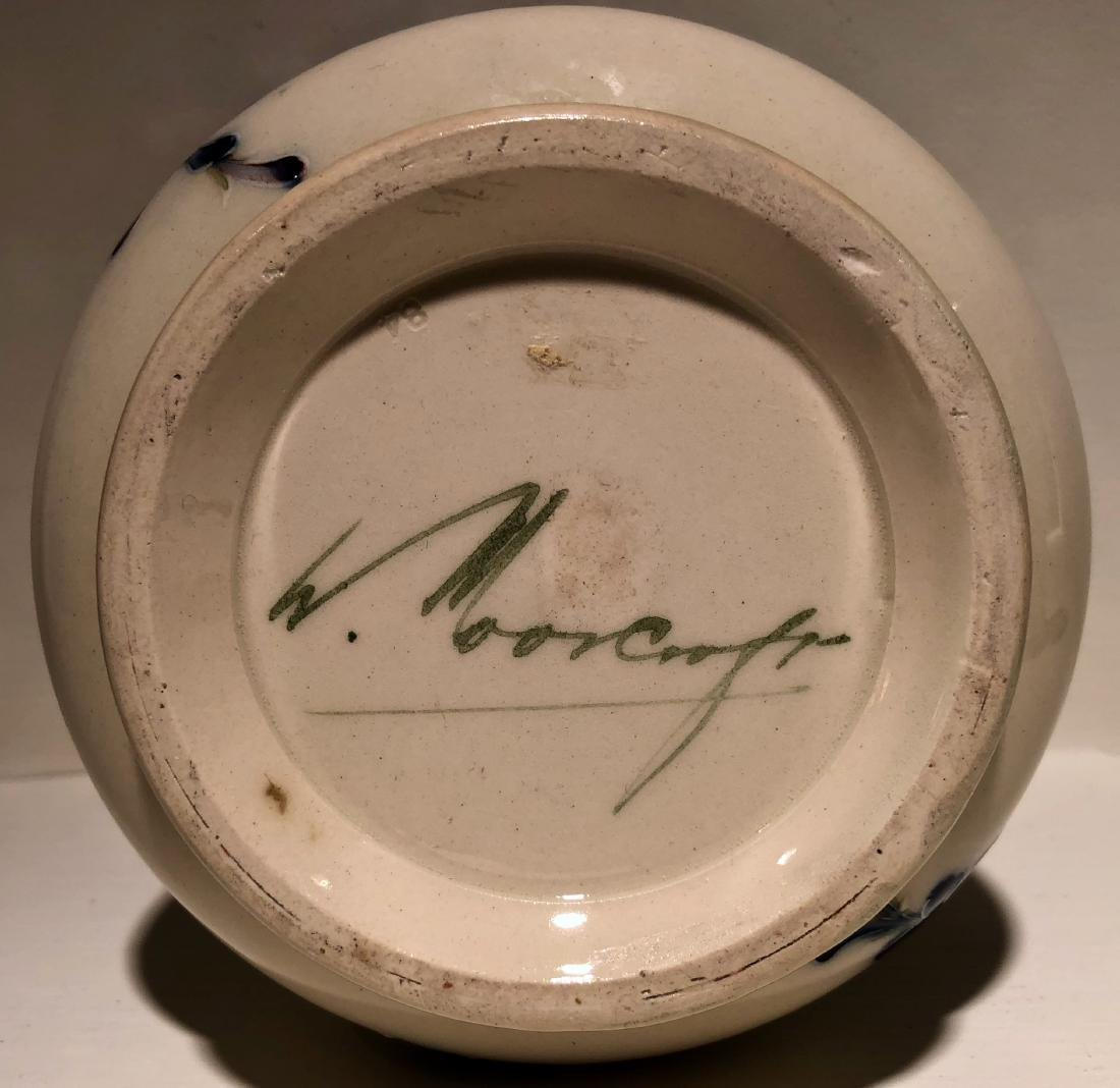Moorcroft Wisteria Vase, Circa 1913 - 3