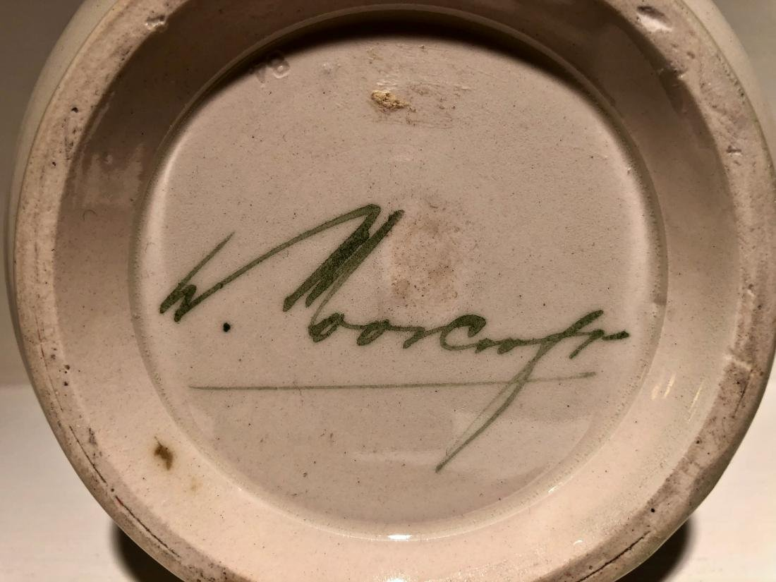 Moorcroft Wisteria Vase, Circa 1913 - 4