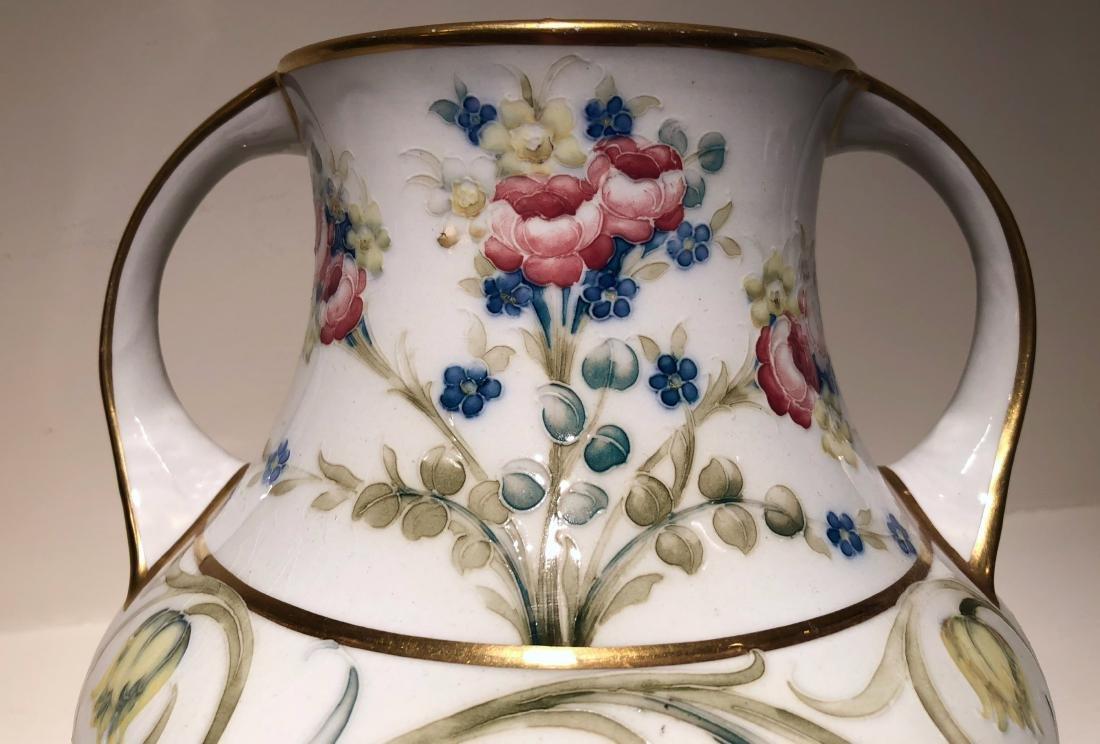 William Moorcroft Twin Handled Vase, Circa 1907 - 3