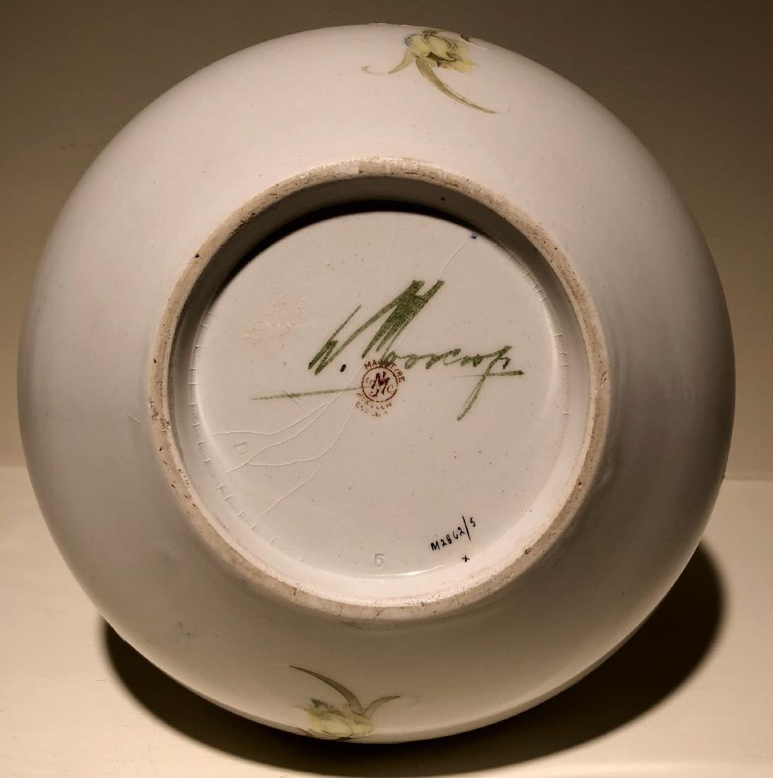 William Moorcroft Twin Handled Vase, Circa 1907 - 4