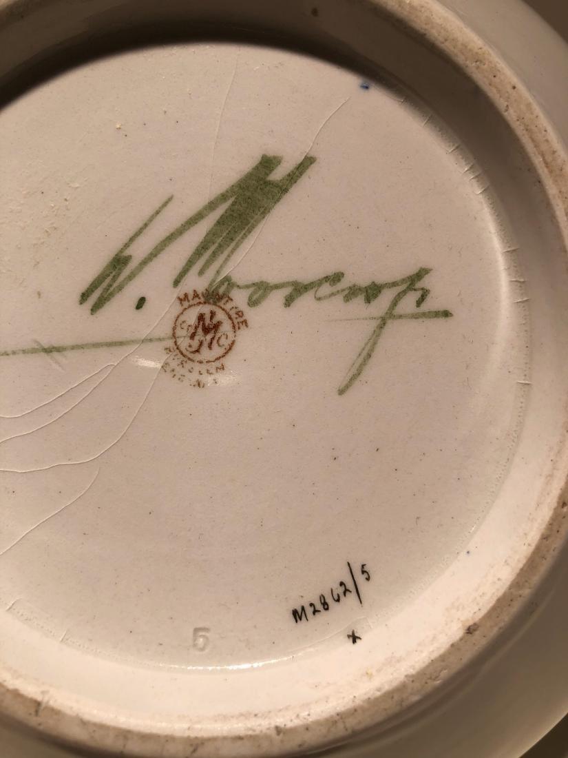 William Moorcroft Twin Handled Vase, Circa 1907 - 5