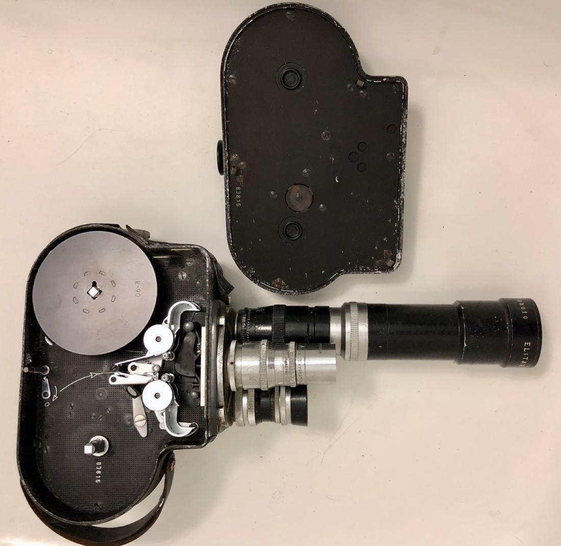 Bolex H16 Reflex Motion Picture Camera Switzerland - 4