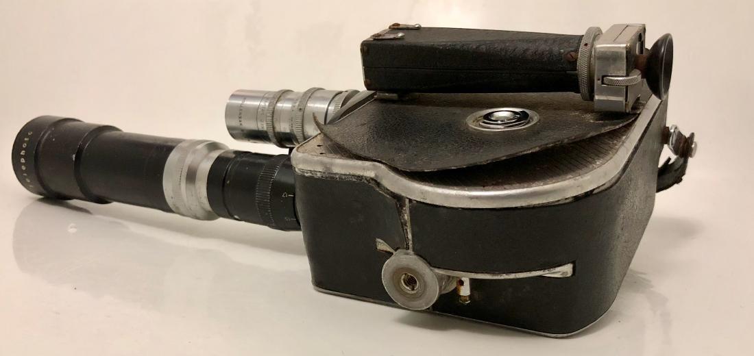 Bolex H16 Reflex Motion Picture Camera Switzerland - 8