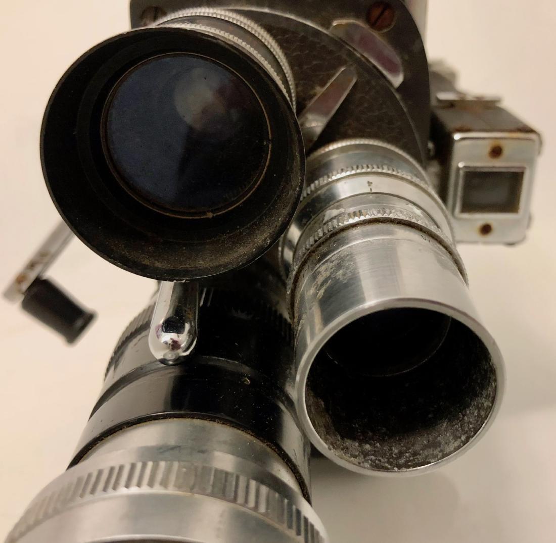 Bolex H16 Reflex Motion Picture Camera Switzerland - 9