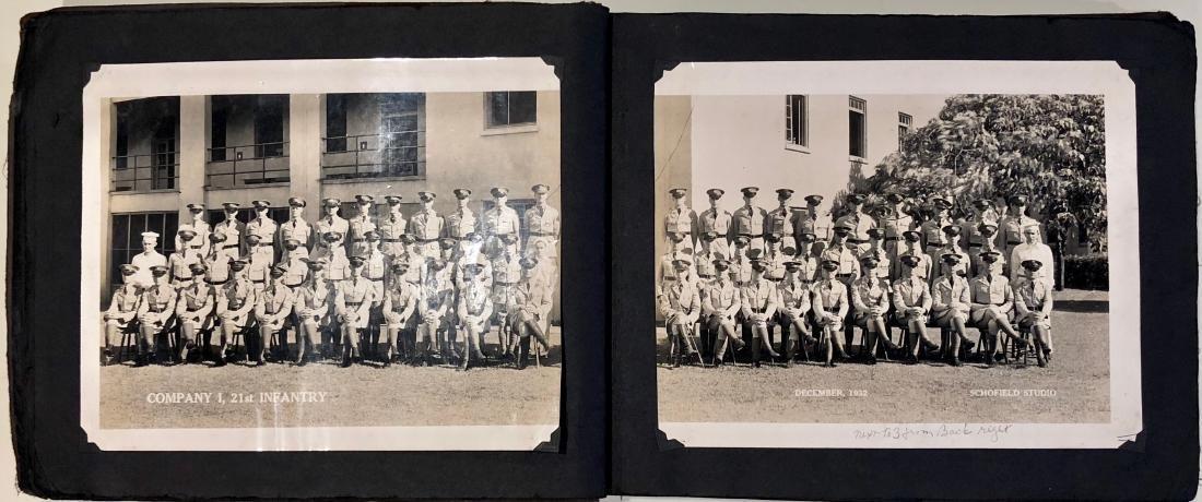 American Military Photograph & Postcard Album (240+) - 6