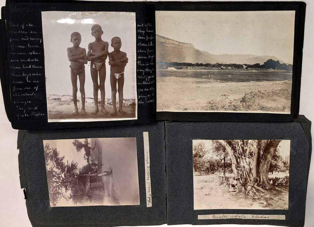 Missionary Photograph Albums COLONIAL INDIA 1906 (116) - 6