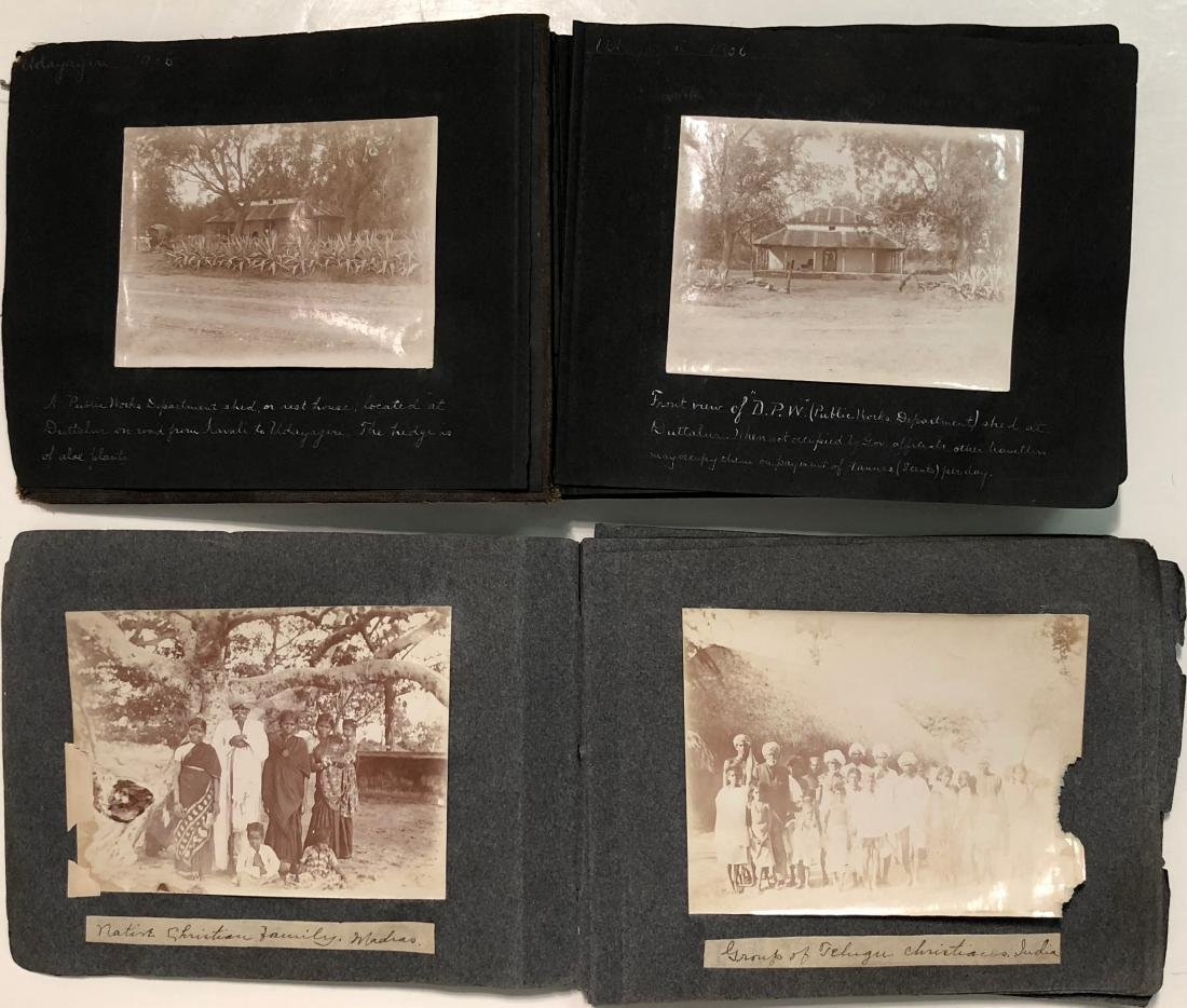 Missionary Photograph Albums COLONIAL INDIA 1906 (116) - 7