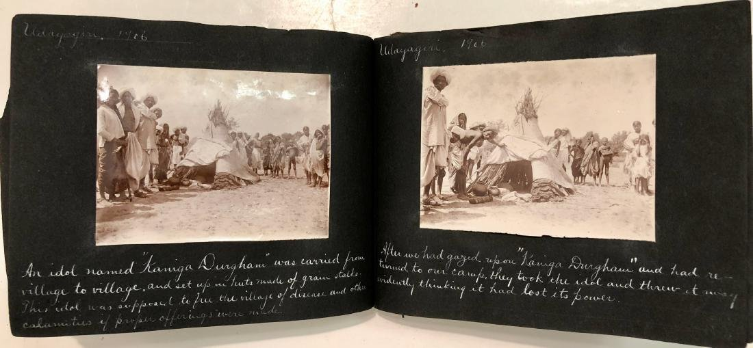 Missionary Photograph Albums COLONIAL INDIA 1906 (116) - 8