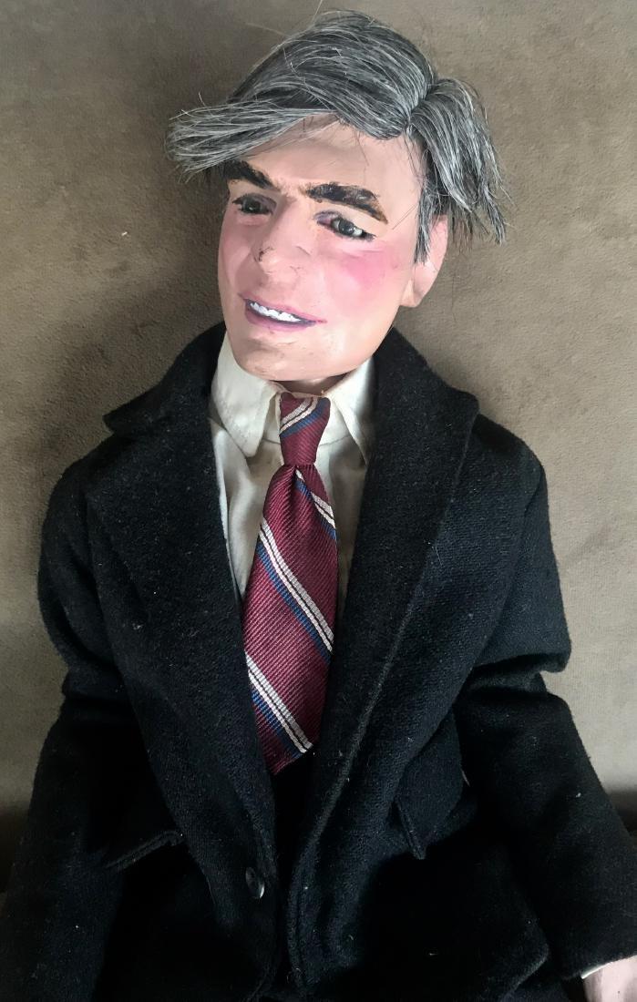 Ron Kron Vintage Character Doll Michael Dukakis 1986 - 4