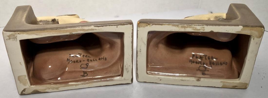 Velsen Holland Dutch Art Pottery 1930s (3) - 5
