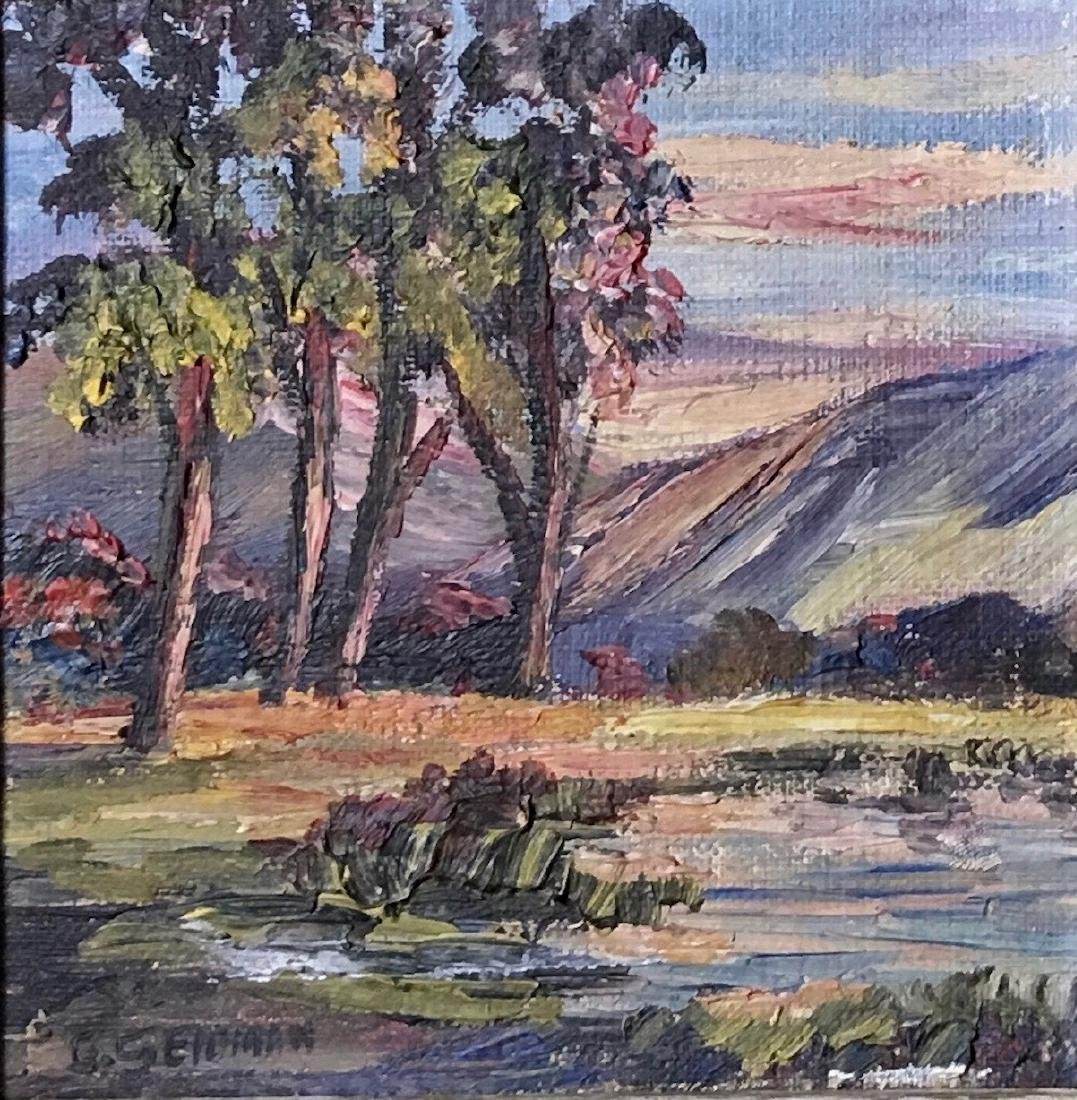George Seidman (American,1898-1973) Landscape Paintings - 4
