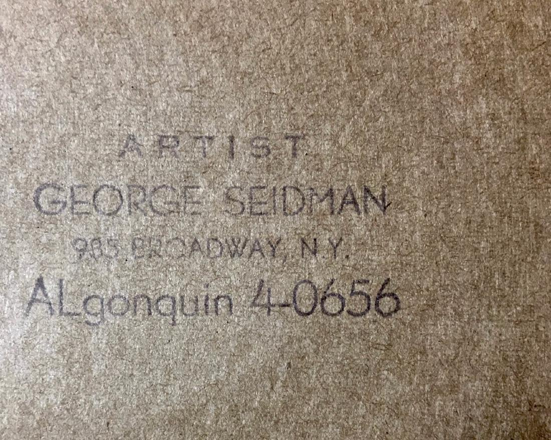 George Seidman (American,1898-1973) Landscape Paintings - 5