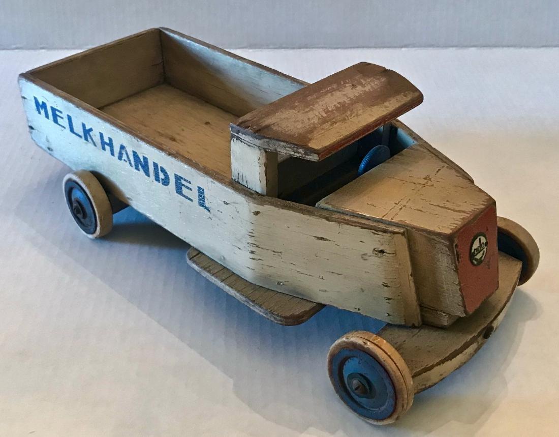 Ado Ko Verzuu Melkhandle Truck Holland 1939 - 2