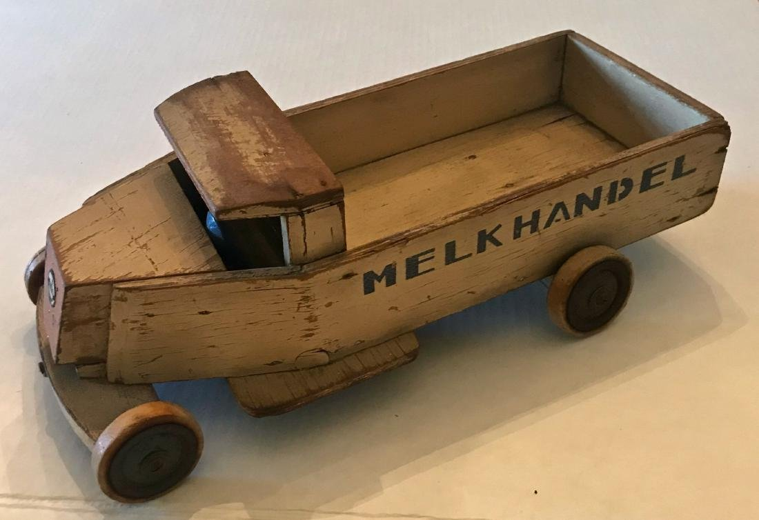 Ado Ko Verzuu Melkhandle Truck Holland 1939 - 3