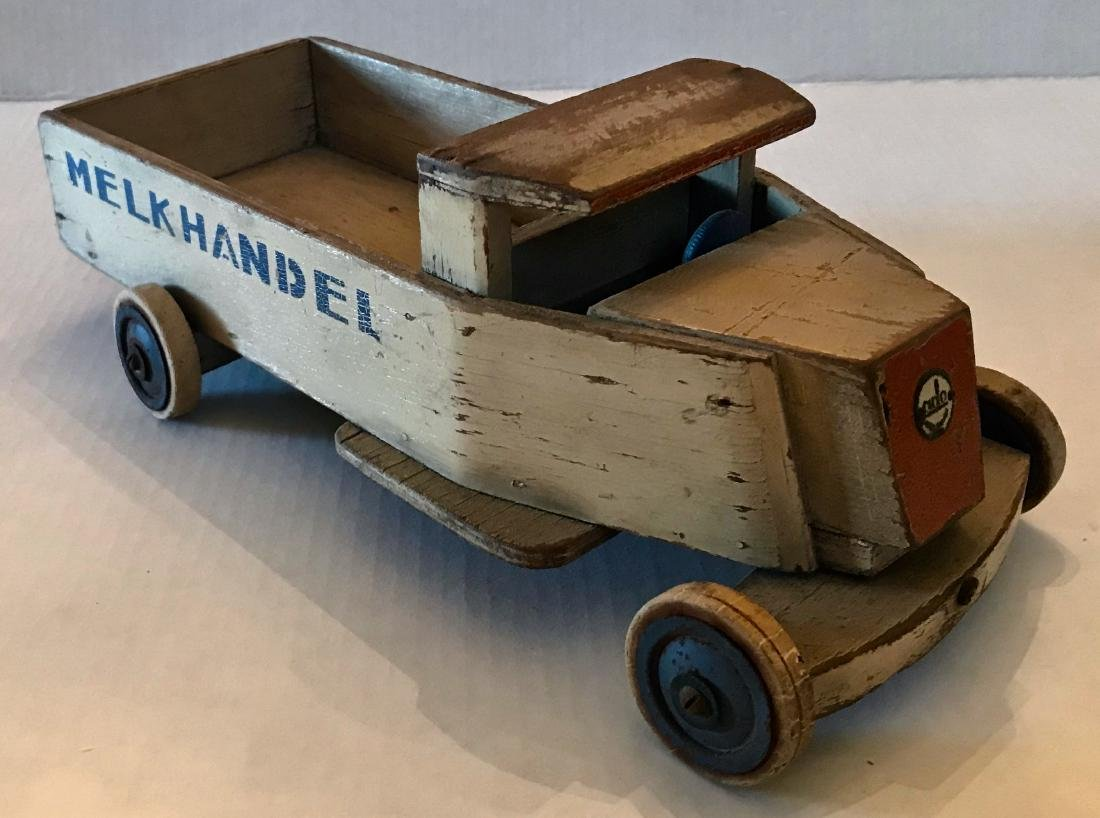 Ado Ko Verzuu Melkhandle Truck Holland 1939 - 5