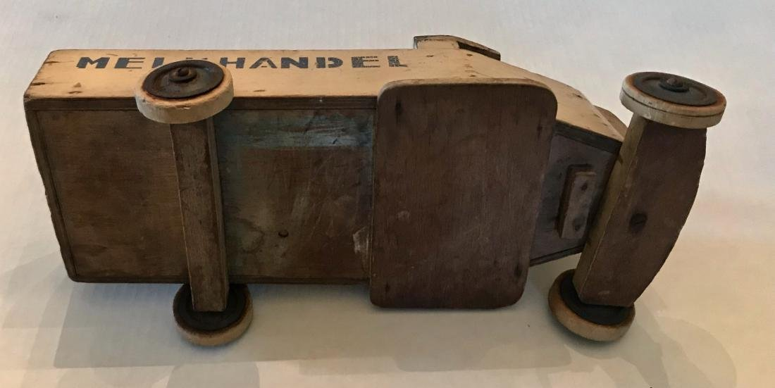 Ado Ko Verzuu Melkhandle Truck Holland 1939 - 6