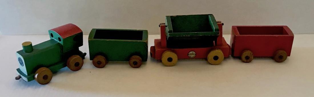 ADO Ko Verzuu Toy Trains Holland 1950s