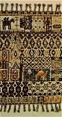 Moroccan Handwoven Tribal Rug