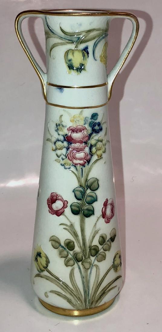 Moorcroft Macintyre Twin Handled Vase, Circa 1907