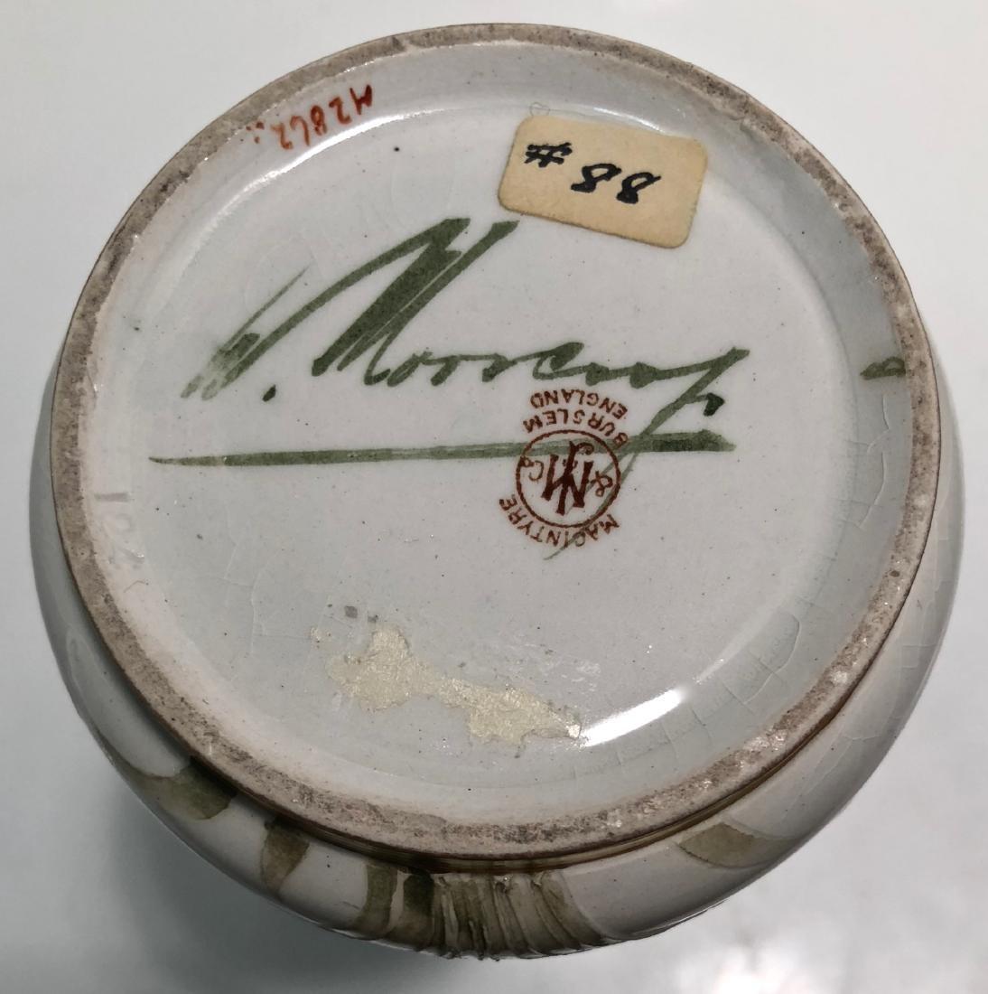 Moorcroft Macintyre Twin Handled Vase, Circa 1907 - 3