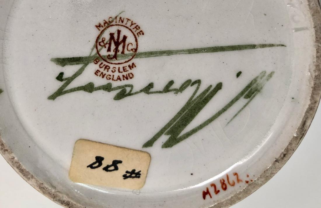 Moorcroft Macintyre Twin Handled Vase, Circa 1907 - 4