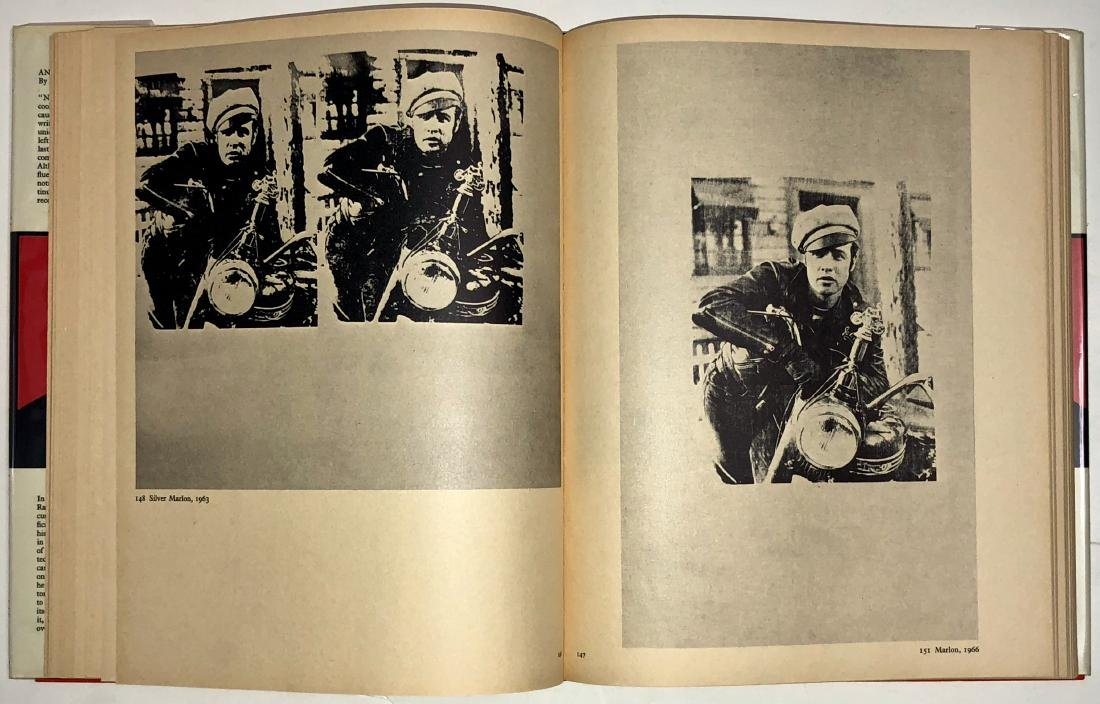 Andy Warhol: Crone Rainer Hand-Signed Book 1970 - 6