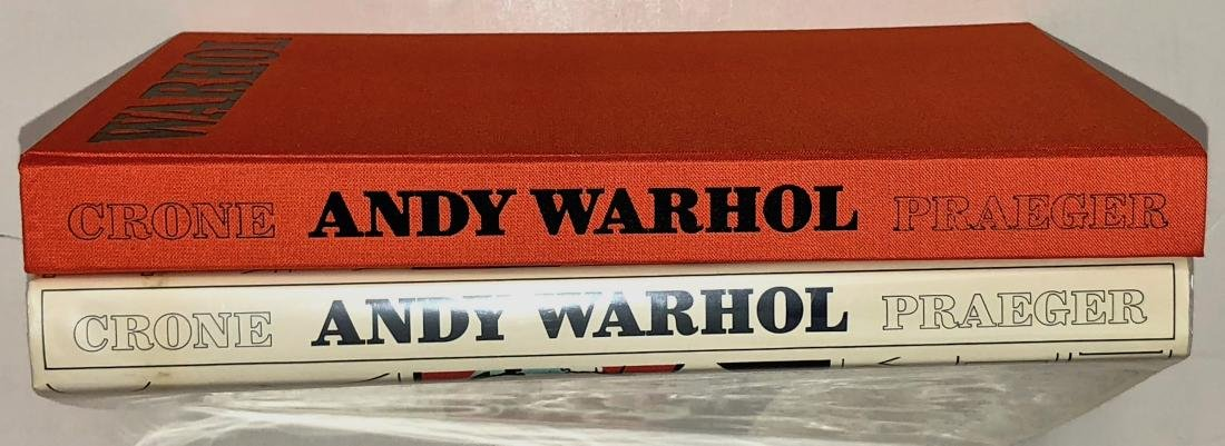 Andy Warhol: Crone Rainer Hand-Signed Book 1970 - 7