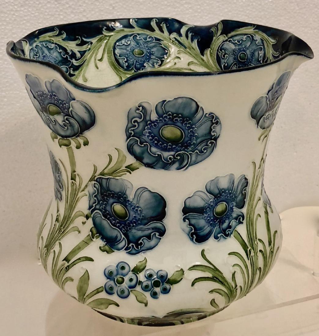 Moorcroft Macintyre Florian Ware Poppy Vase - 6