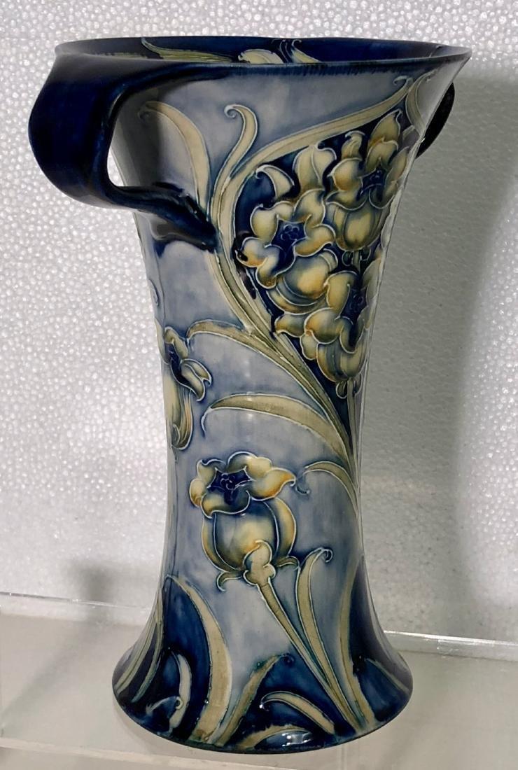 Moorcroft Macintyre Lilac Twin-Handled Vase - 3