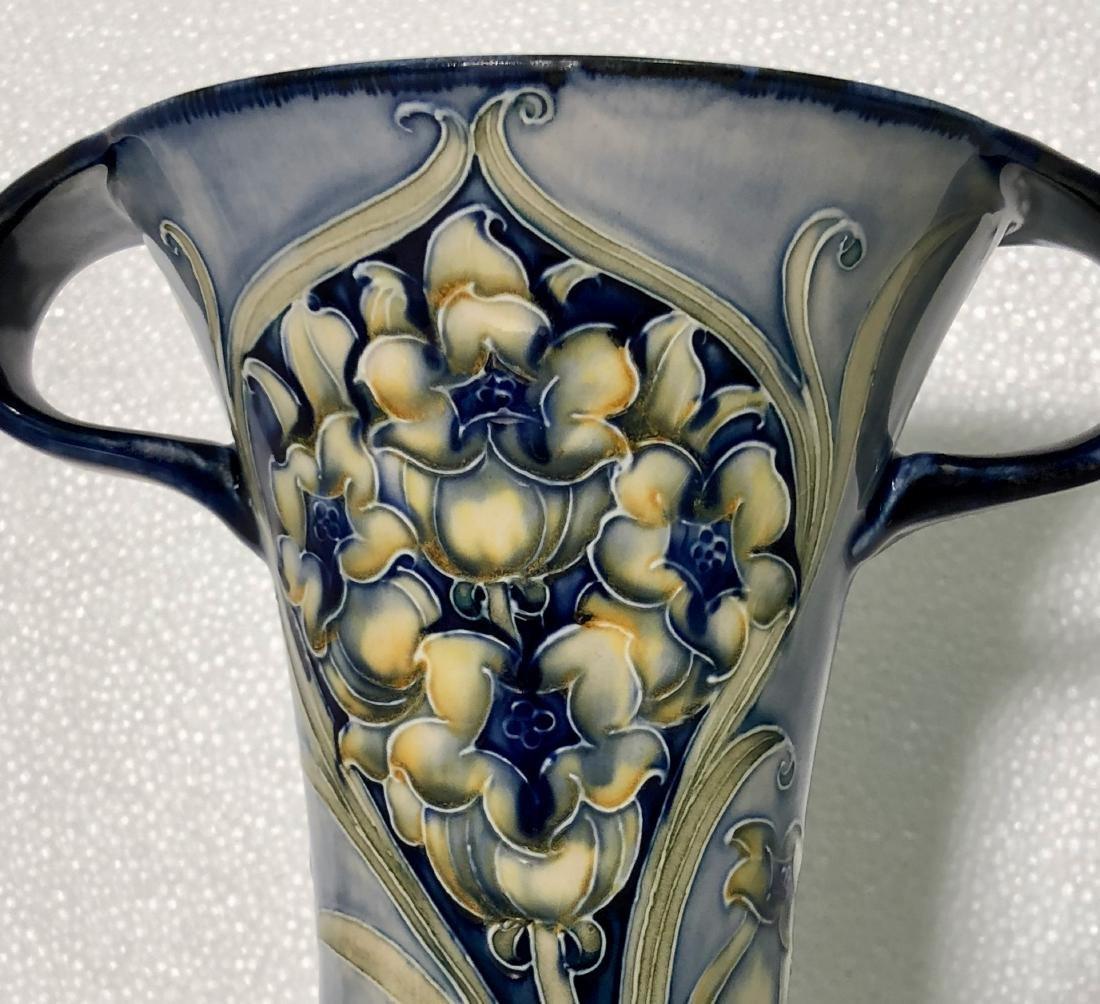 Moorcroft Macintyre Lilac Twin-Handled Vase - 7
