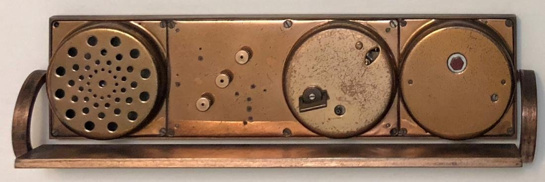Antique Tiffany & Co 4 Face Weather Station Clock - 2