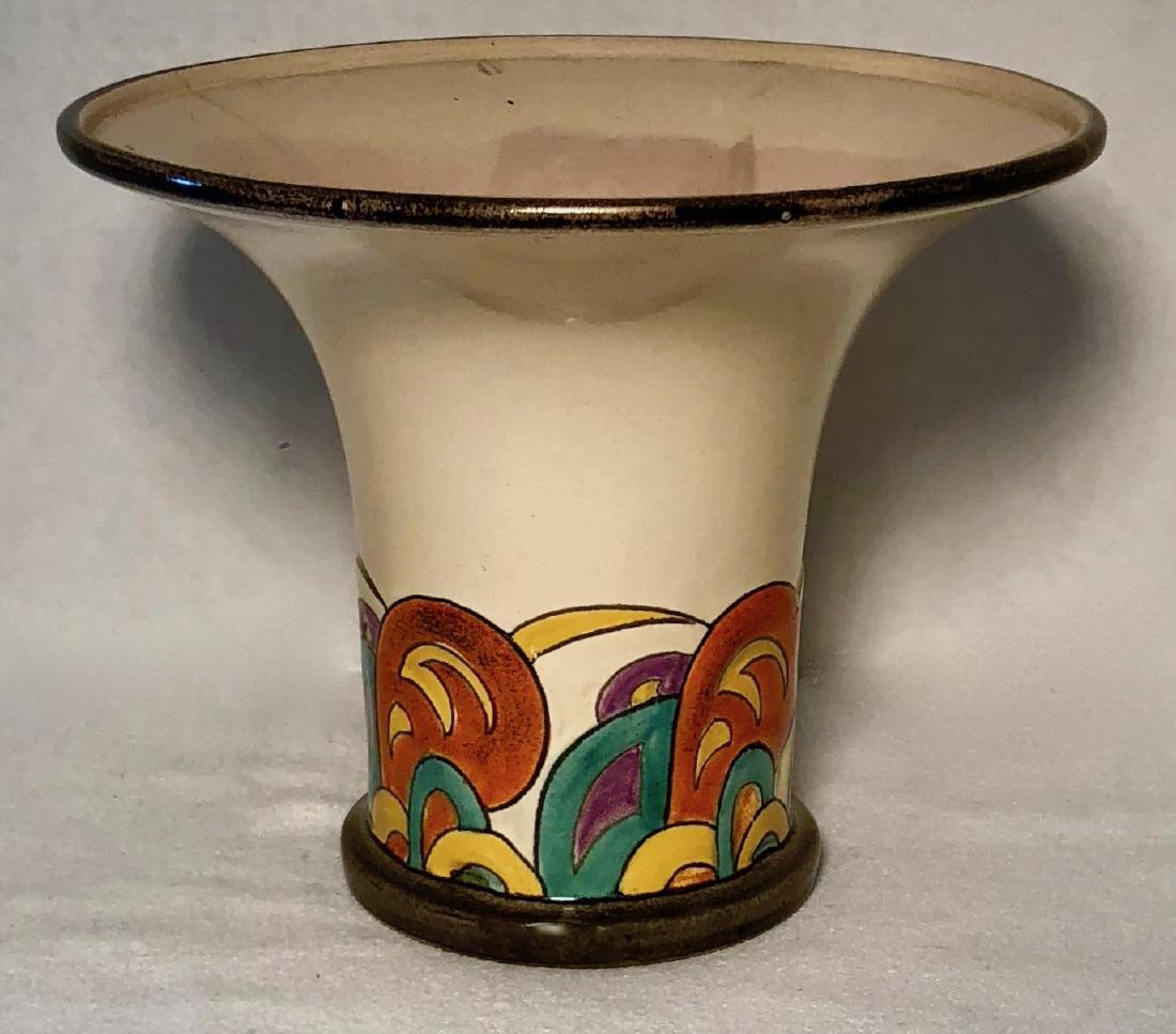 Vintage Dutch Velsen Vaas Ceramic Vase