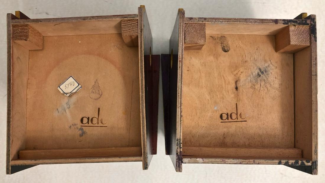 ADO Dutch Ko Verzuu Pair Of Armchairs, Holland - 2