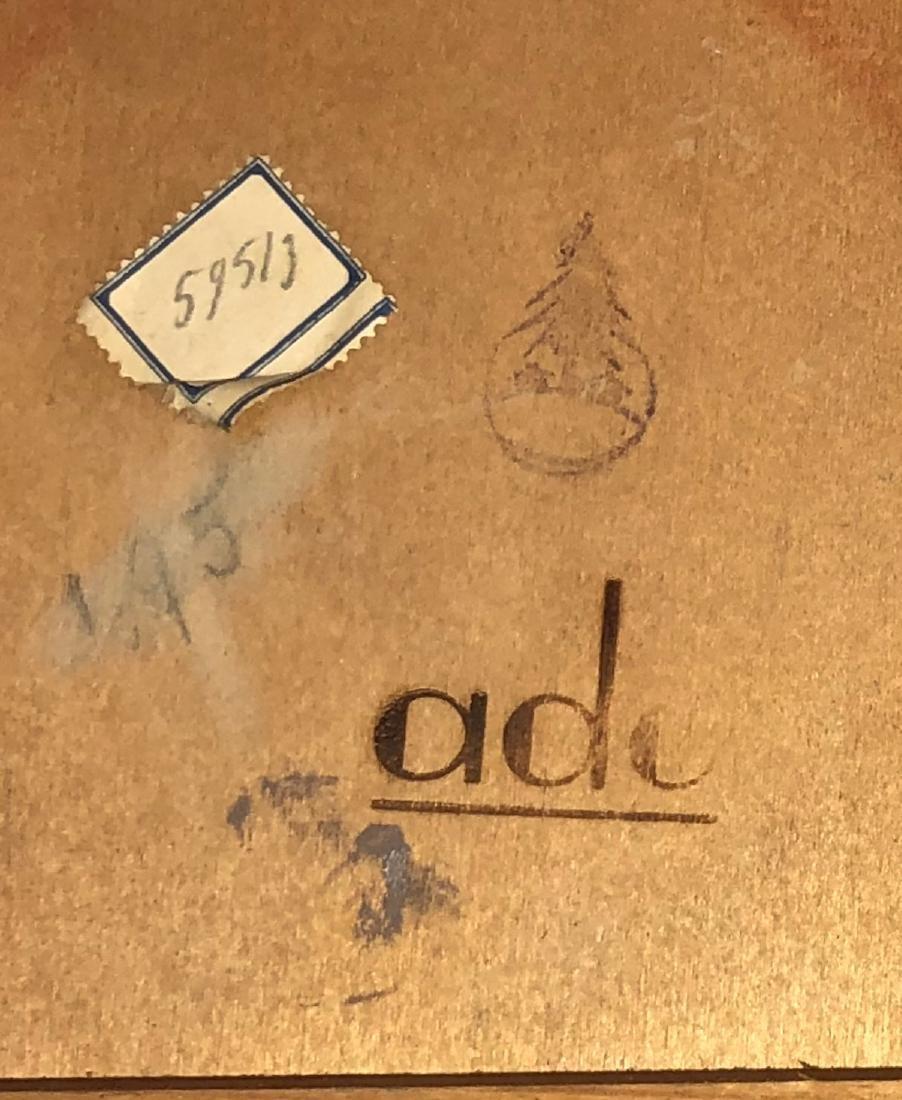 ADO Dutch Ko Verzuu Pair Of Armchairs, Holland - 3