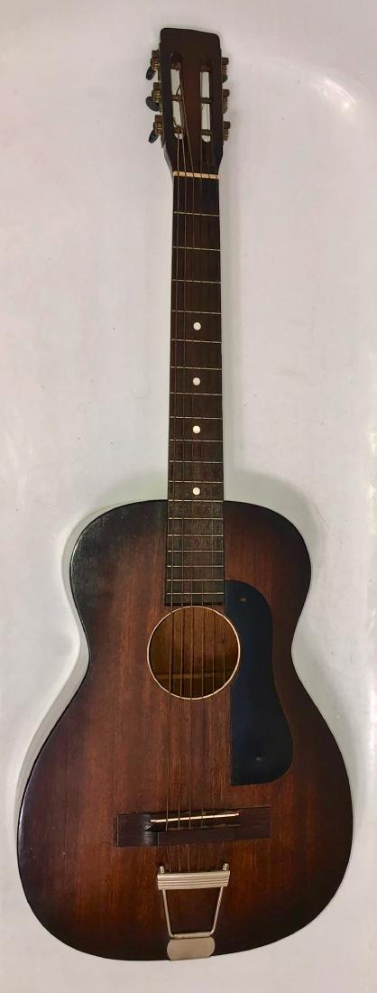 Fender F-35 Vintage Acoustic Guitar W/ Case