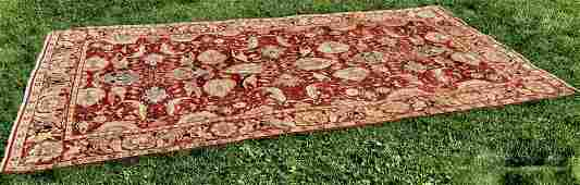Persian Handwoven Room Size Estate Rug 14 ft. x 8 ft.