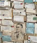 Collection 0f Soldiers Wartime Correspondence (200+)