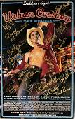 URBAN COWBOY Cast Signed Broadway Theater Poster 2003