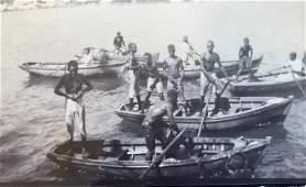 Danish West Indies Photograph Album 1910-1911