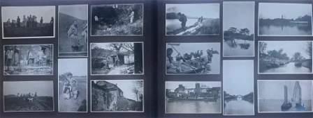 Photograph Album CHINA Silver Gelatin Prints (174)