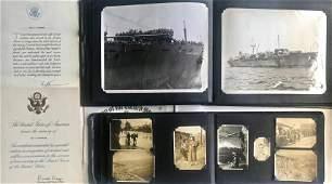 WW2 American Military Photograph Albums, Japan (150+)