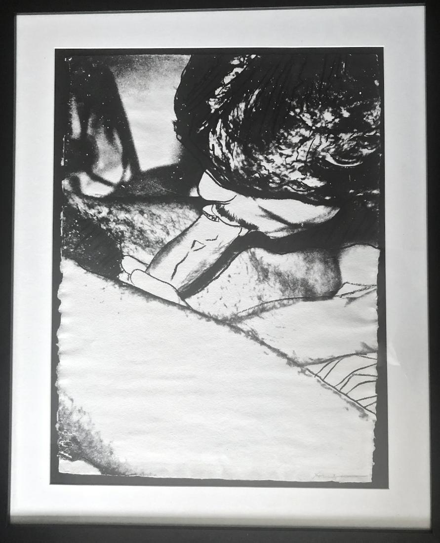 Andy Warhol FELLATIO Screenprint 1978