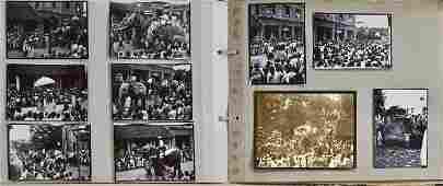 British Colonial Photograph Album CEYLON ca.1930s