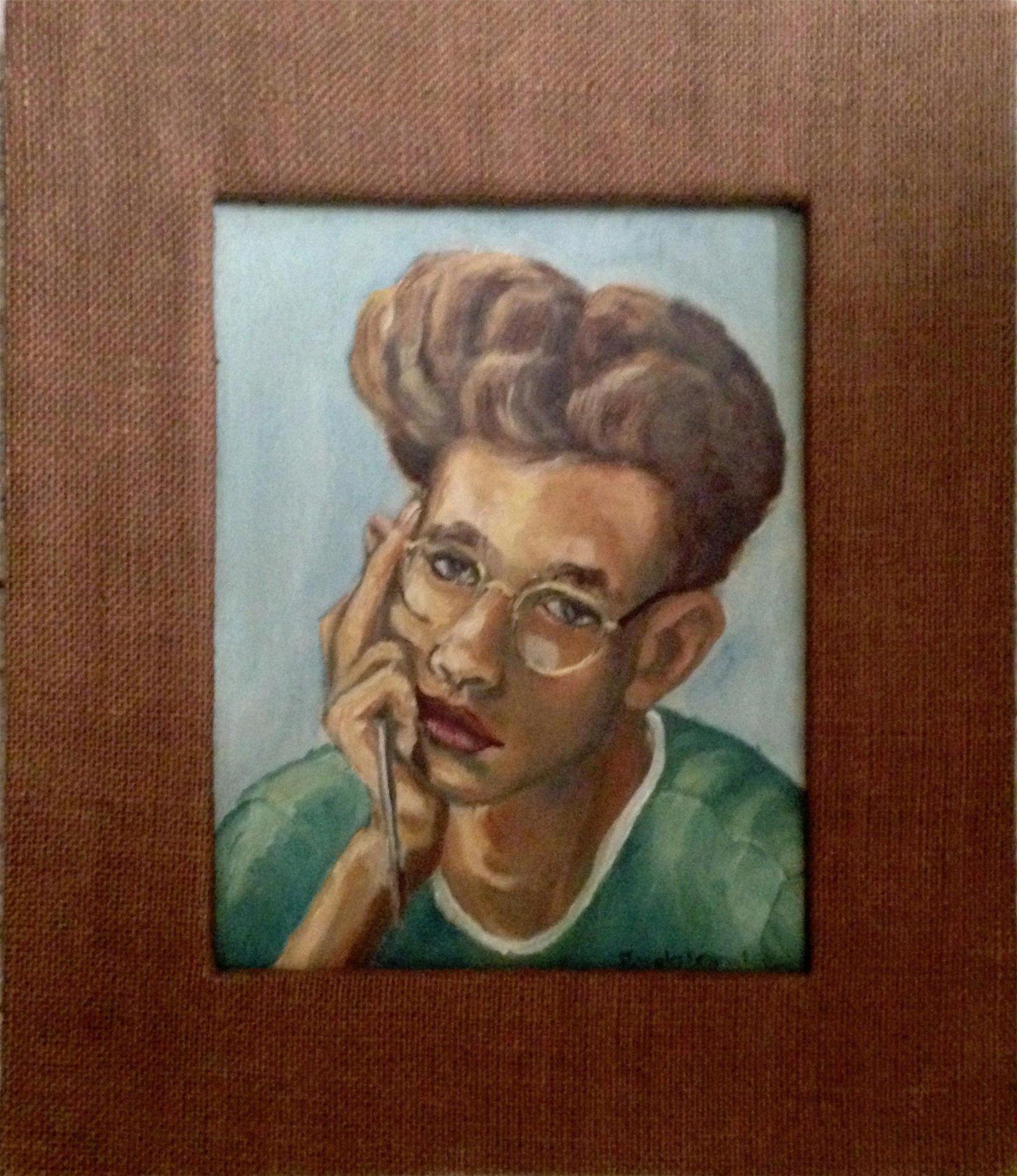 American Modernist Painting, Douglas Denniston ca.1950s