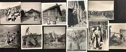TANGKHUL NAGA TRIBE Silver Gelatin Prints c.1920-1940