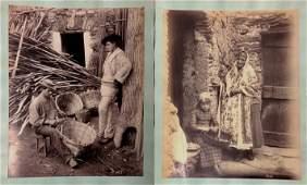 Alfredo Noack Italian Albumen Photographs 1880s 10