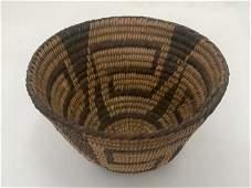 Native American Papago Pima Basket c.1960s