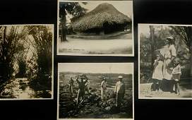 Original Photograph  Album WEST INDIES c 1930s