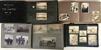 A Missionary Photo Album  ALFRED B. BUXTON 1900s-1930s