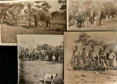 Evangelical Missionaries Photos, Africa 1900-30s (200+)